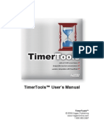 TimerTools™ User's Manual