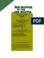 Field Manual of the Free Militia