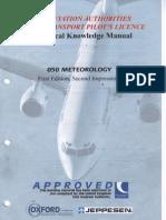 JAA ATPL Book 09 - Oxford Aviation.jeppesen - Meteorology