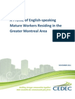 Profile of English-Speaking Mature Workers_Nov_2011