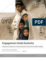 Engagement Amid Austerity