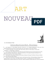 Designers of Art Nouveau