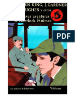 Las Nuevas Aventuras de Sherlock Holmes - Varios