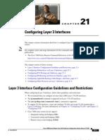 configuringL3interfaces
