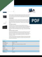 Vpcz21dgx b Spec Sheet
