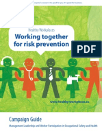Guide Healthy Workplaces