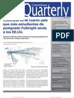 Colombian Quarterly - Diciembre 2010