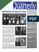 Colombian Quarterly - Junio 2010