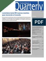 Colombian Quarterly - Junio de 2011