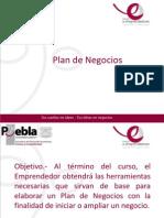 Plan de Negocios 2010 PUEBLA