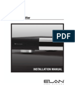 A2 Installation Manual REV A