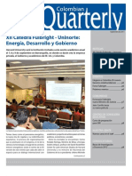 Colombian Quarterly - Septiembre 2011