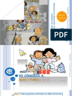 Adaptación Programa Marori Y Tutibu. 1° basico