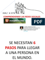 Comunicación y Evangelismo Web 2.0 UPSUR