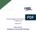 SL - 048 Manual de Instalacion y Uso Del OCS Inventory