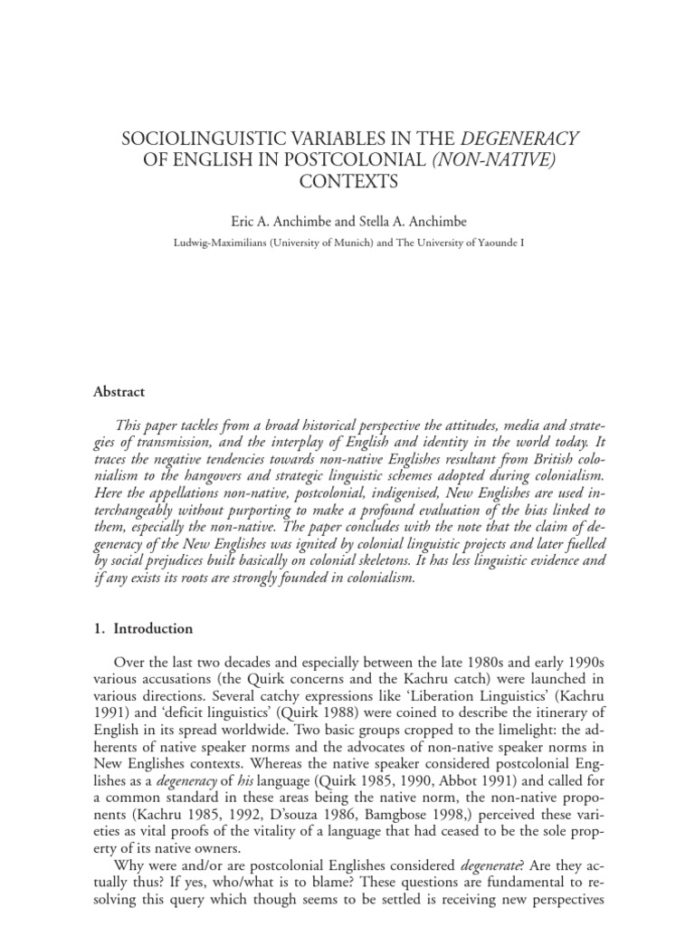 language policy and identity construction anchimbe eric a