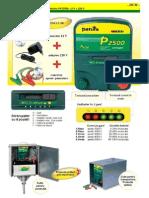 Generator Impuls P1500 P3800