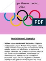 Ceri Olympics