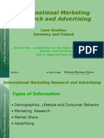 Imm Research- Case Study - Germany & Polland