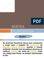 aula de bioetica