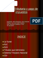 diapositivas de SUNAT