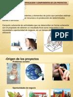 TIPIFICACION DE PROYECTOS