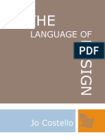 The Language of Design(2)