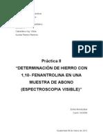 Postlaboratorio Práctica 8 análisis imprimir