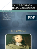 Casa Abierta de Matemáticas