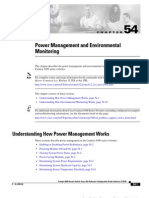 Catalyst 6500 - Power Management and Environmental Monitoring