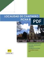 Localidad de chapinero - Ficha Básica