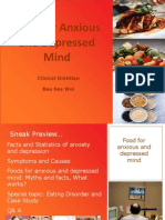 Food for Anxiety and Depression