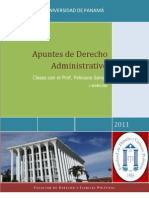 Apuntes Derecho Administrativo I Semestre