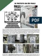 São Paulo - Relato do 1º de Maio