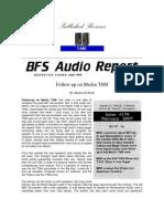 Merlin TSM MM speaker Review collection