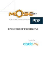 Call For Sponsorship Malaysia Open Source Conference 2012 (MOSC2012)