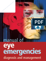 17691690 Manual of Eye Emergencies Diagnosis and Management