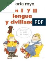 Latín I y II - Lengua y Civilización