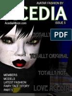 Avatar Fashion by Acedia #5
