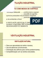 6 Apresentação6 - ventilação industrial