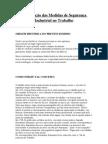 A Evolução das Medidas de Segurança Industrial no Trabalho