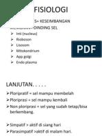 Fisiologi (Pak Tri)