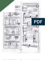 gabinete cocina moduart 53014