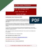 curso CDCP