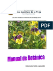Manual de botanica
