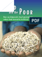 Food and the Poor