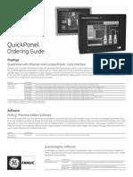 GE Fanuc Quick Panel Datashee-649204568t