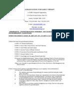 Jurisprudence Workshop Outline
