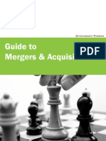 Guide to Mergers and Acquisitions in Philippines