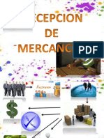 Diapositivas de Recepcion de Mercancias